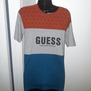 Guess Tee (L) w Medium/Large fit can be Unisex